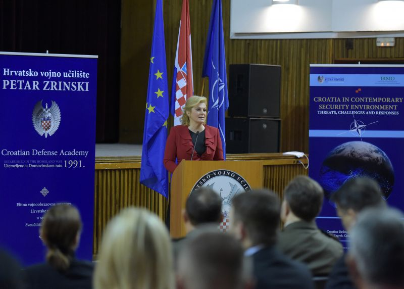 """Conference report """"Croatia and the Contemporary Security Environment – Threats, Challenges and Responses"""""""