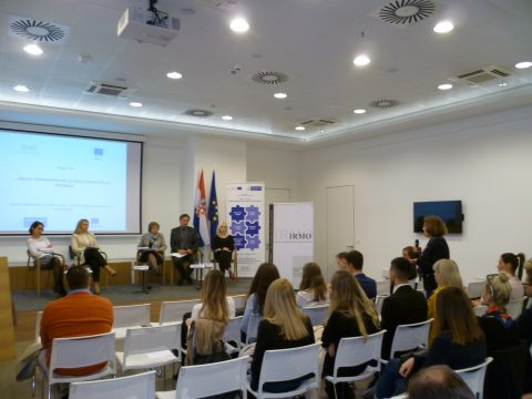 """The round table """"Challenges of competitiveness for the new EU member states and Croatia"""""""