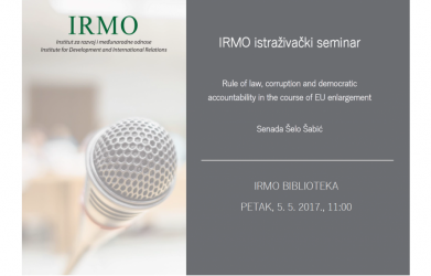 Report from the fourth IRMO research seminar