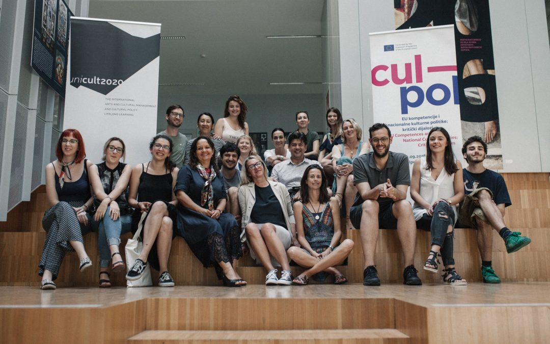 CULPOL Second Stakeholders Group Meeting held in Rijeka, Croatia within the framework of the UNICULT 2020 third edition