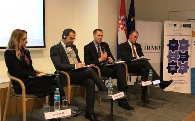 "The round table ""Importance of the EU Cohesion Policy for Development in Croatia"" held"