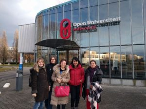 IRMO Research Assistant participated in COST INOGOV Spring School in the Netherlands