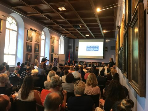 "The POLO-Cro28 International Conference ""The Challenges to EU Policy Implementation in Croatia and Other New Member States"" held"
