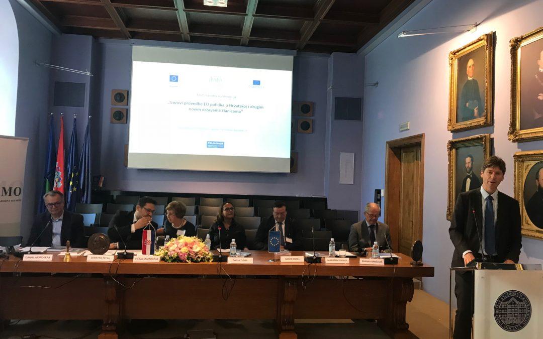 Predavanje Maartena Verweya, Glavnog direktora Službe za potporu strukturnim reformama Europske komisije