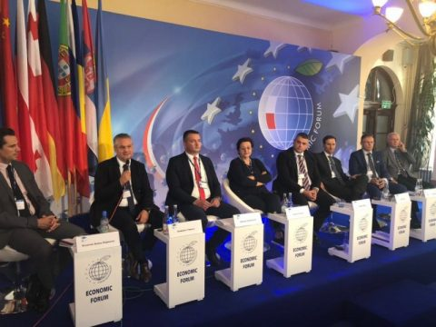 IRMO at the Economic Forum in Krynica