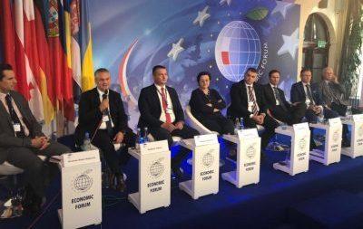 IRMO  na Ekonomskom forumu u Krynici