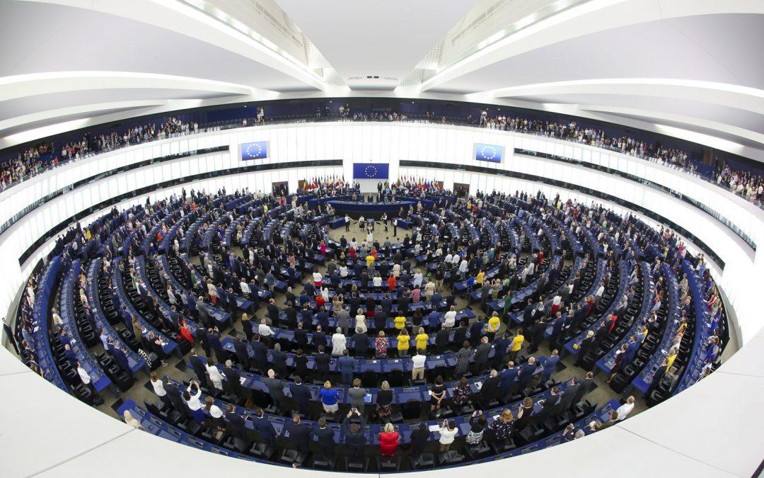 Pripreme za izbore za Europski parlament u svibnju 2019.