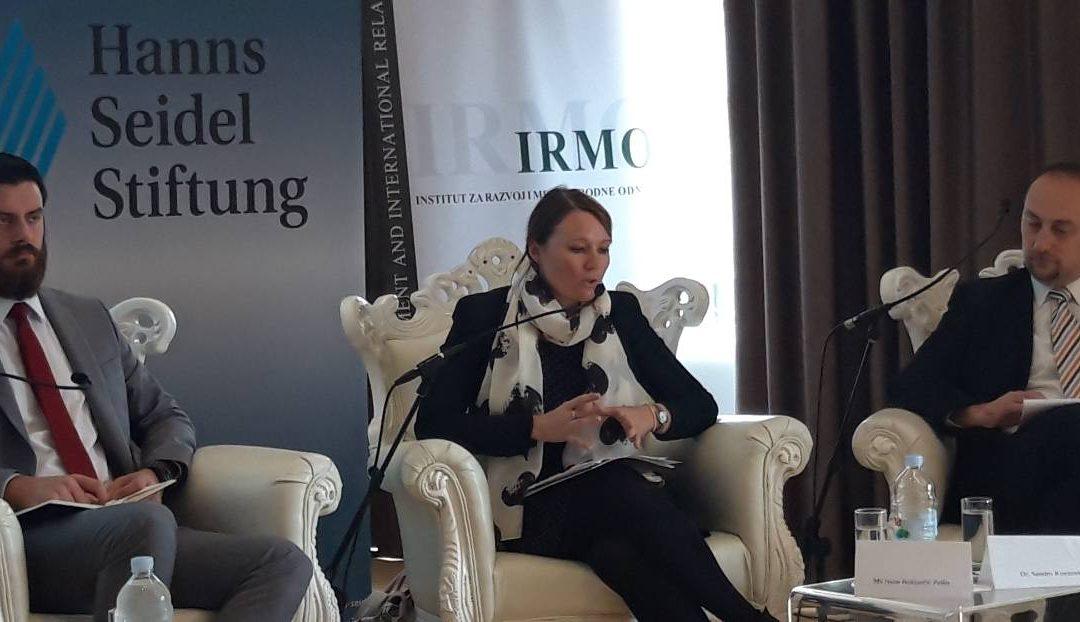 Konferencija 'Glavni izazovi za male zemlje u međunarodnim odnosima – Male zemlje i međunarodni ekonomski odnosi'