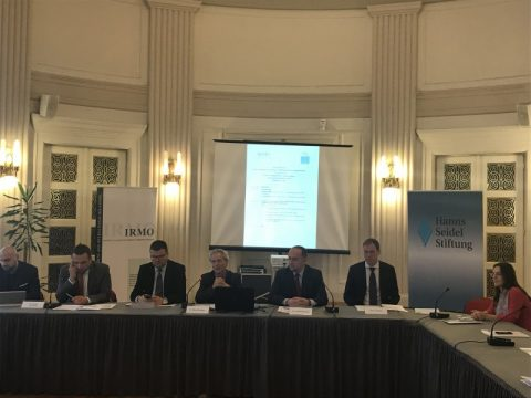"""Konferencija """"Glavni izazovi za male zemlje u međunarodnim odnosima - politike regionalnih sila i malih država"""""""