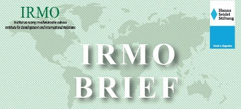 The first issue of IRMO Brief has been published