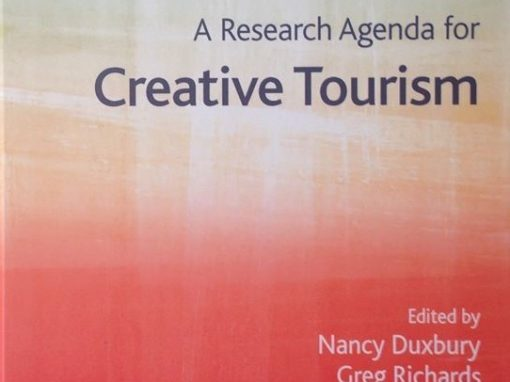 """Published article """"The Value of Experience in Culture and Tourism: The Power of Emotions"""""""