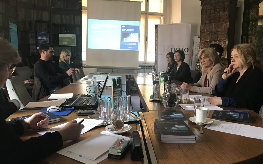 Održan trening o učincima digitalizacije na tržište rada