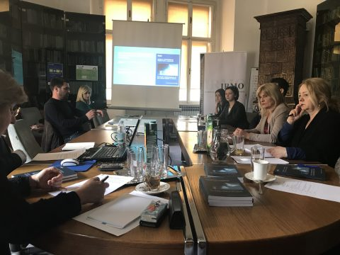Training about the Impacts of Digitalization on the Labour Market has been held
