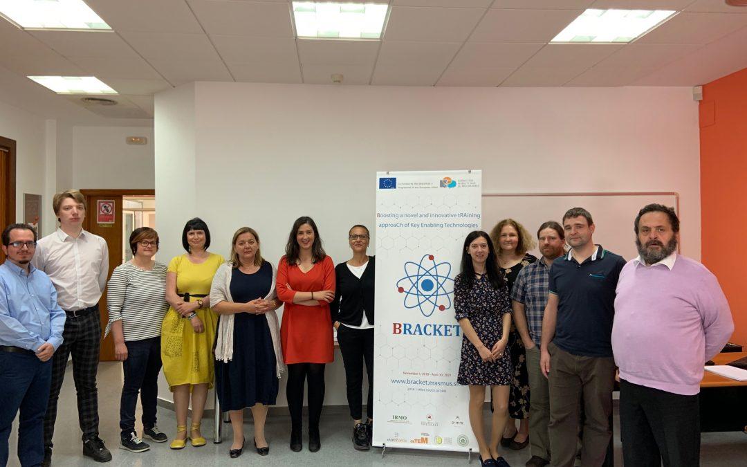 Drugi sastanak projektnog tima Erasmus+ projekta BRACKET