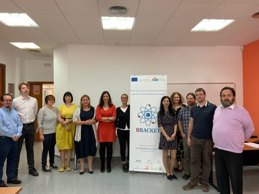 The Second Transnational Meeting of the Erasmus + Project BRACKET