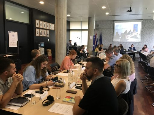 """Sudjelovanje na okruglom stolu """"Mogućnosti bioindustrije u Republici Hrvatskoj"""""""