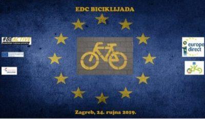 Biciklijada Europskoga dokumentacijskog centra