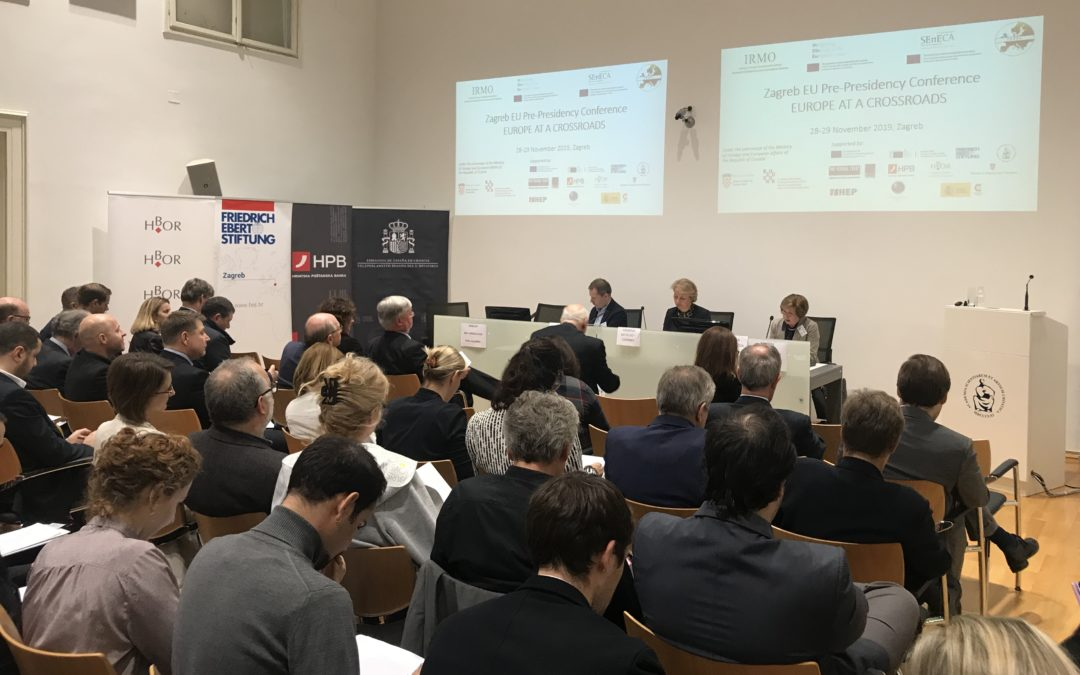 """Zagreb EU Pre-Presidency Conference"" held"