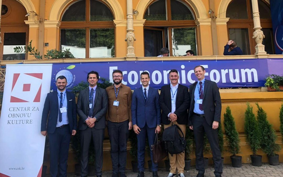 Predstavnici IRMO-a na Ekonomskom forumu u Krynici
