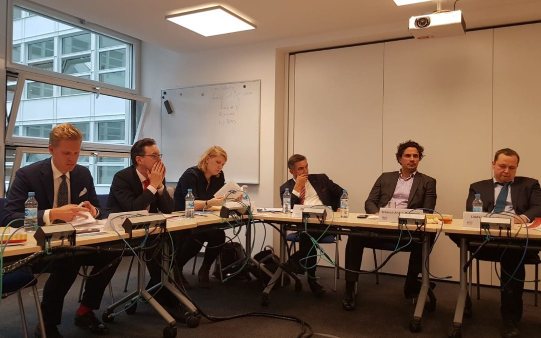 70 years of NATO: IRMO at the panel discussion in Berlin