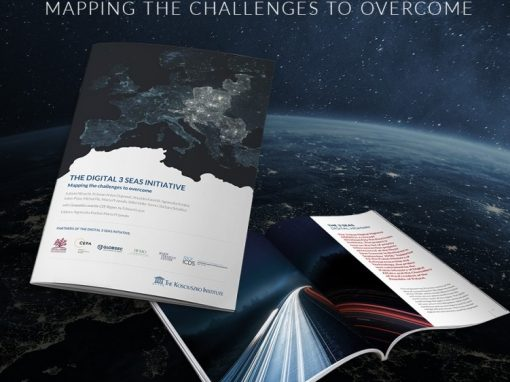 he Digital 3 Seas Initiative – Mapping the Challenges to Overcome