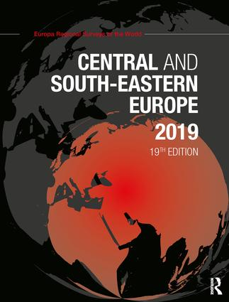 "Chapter in yearbook ""Central and South-Eastern Europe 2019"""