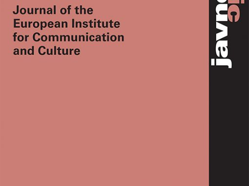 """Article """"Media, Social Ontology and Intentionality"""""""