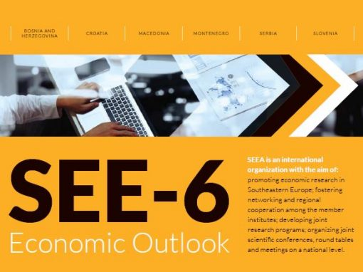 Novi broj publikacije SEE-6 Economic Outlook