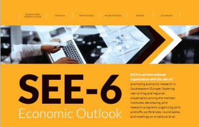 New Issue of publication SEE-6 Economic Outlook