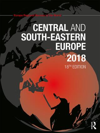 "Chapter by N. Čučković and V. Vučković on Croatian economy published in yearbook ""Central and South-Eastern Europe 2018"""