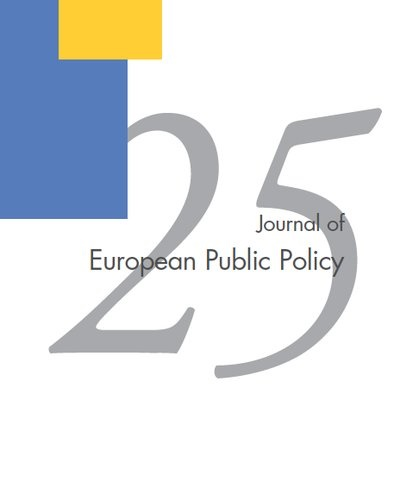 """Article """"Rule of law, corruption and democratic accountability in the course of EU enlargement"""""""