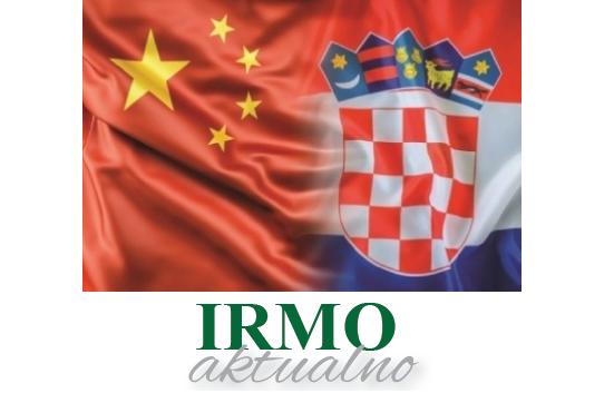 Utjecaj krize uzrokovane koronavirusom na odnose Hrvatske i Kine
