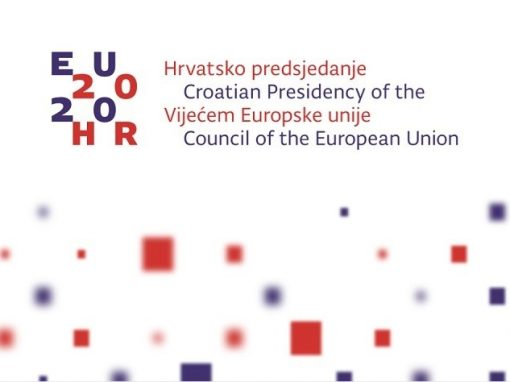 Croatian presidency of the Council of the European Union in the shadow of the COVID-19 pandemic