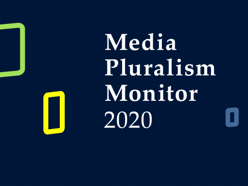 Results of the Media Pluralism Monitor (MPM) 2020 published