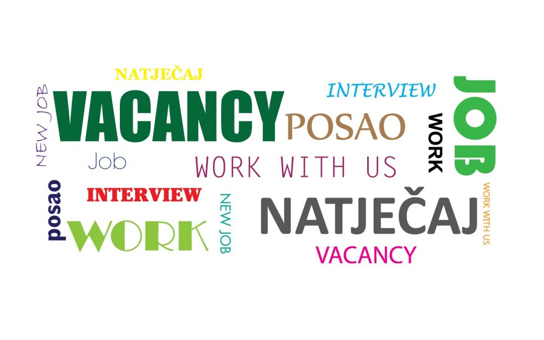 VACANCY for the associate position of Junior Researcher – Closed