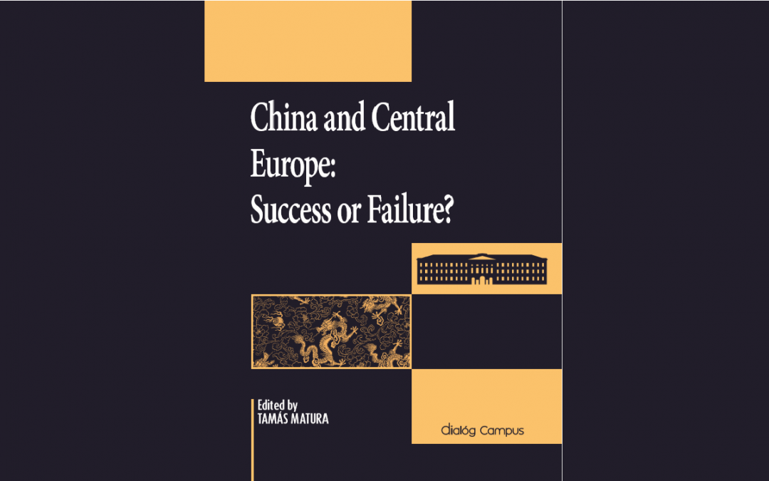 """A book chapter """"China-Croatia Relations: Preview and Outlook"""" has been published"""