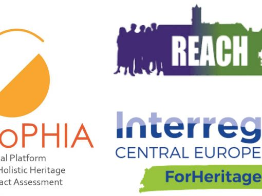 The SoPHIA project joins forces with two eu-funded projects on cultural heritage