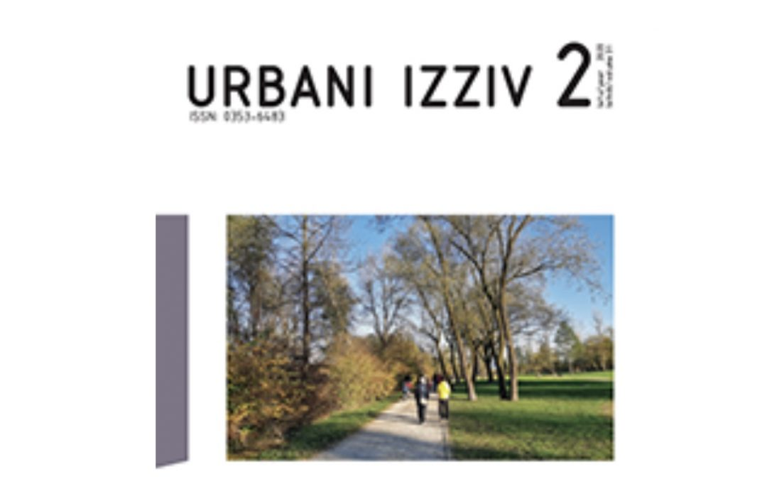 "Objavljen rad ""Ensuring sustainability of cultural heritage through effective public policies"" u časopisu Urbani izziv/Urban Challenge"