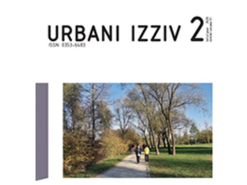 "Article ""Ensuring sustainability of cultural heritage through effective public policies"" published in the Urbani izziv/Urban Challenge journal"