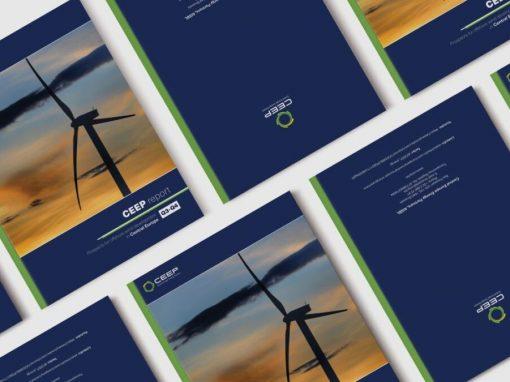 Izvješće o mogućnostima razvoja offshore energije vjetra u Srednjoj Europi