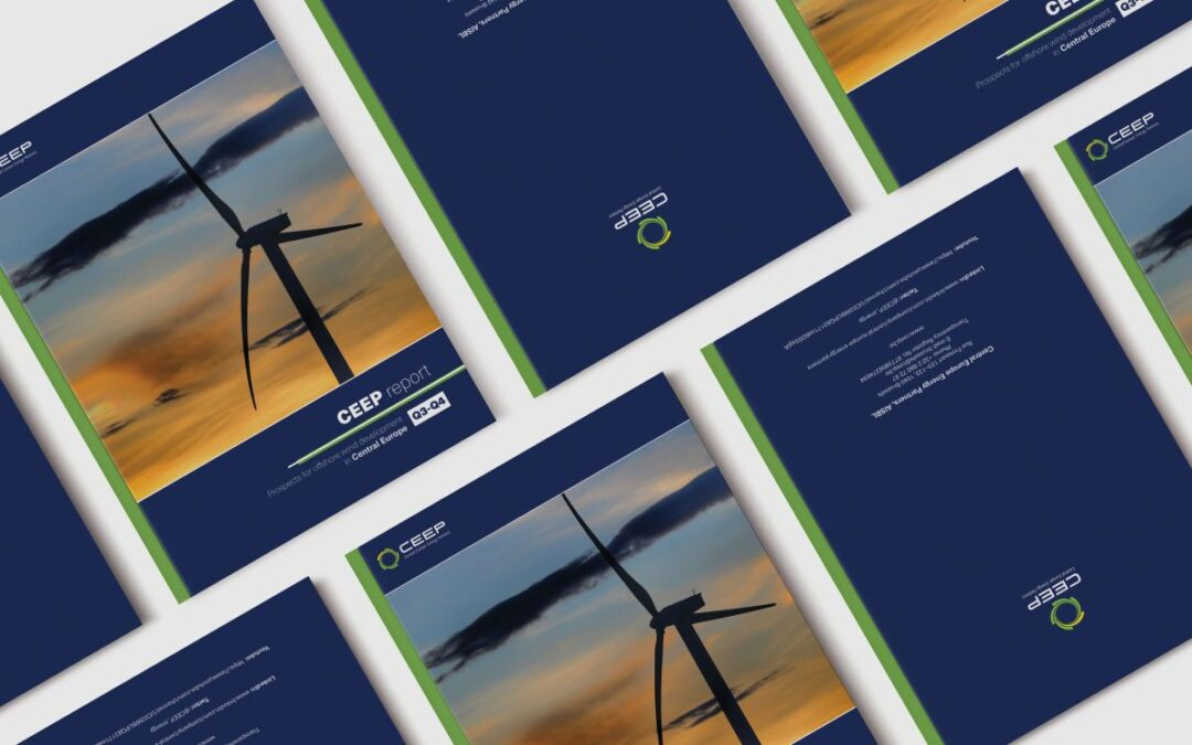 CEEP report: Prospects for offshore wind development in Central Europe