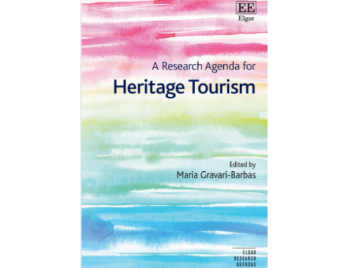 """Article """"When heritage speaks t-emoticons: emotional experience design in heritage tourism""""published"""