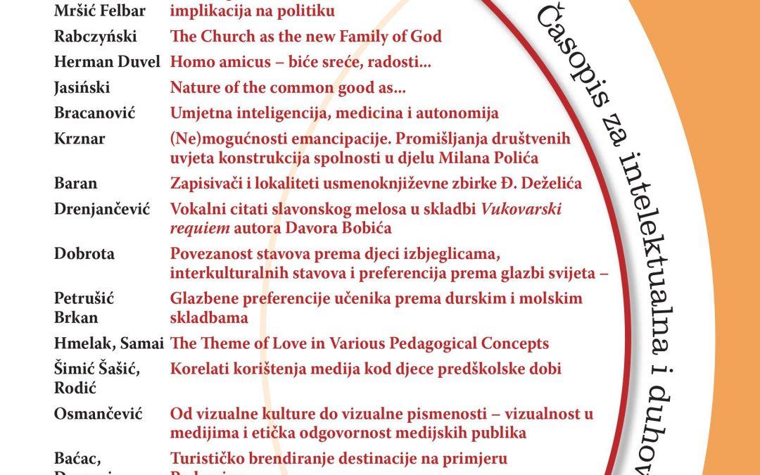 "Scientific paper ""Tourist Destination Branding: The Example of Podravina"""