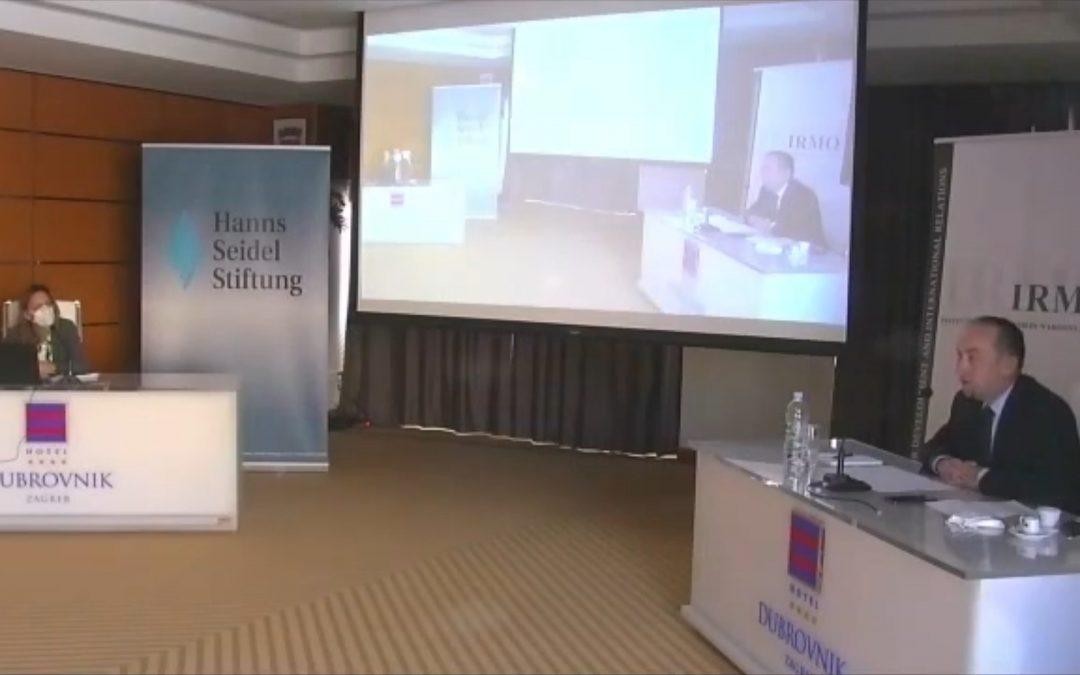 """Međunarodna konferencija """"Budućnost Europe: Uloga EU u svijetu – Jugoistočna Europa: različite vizije, različiti interesi"""""""
