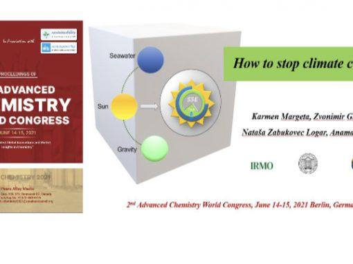 "Karmen Margeta, PhD and Anamarija Farkaš, PhD participated in the World Congress ""Advanced Chemistry 2021"""