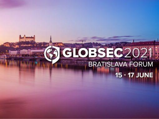 IRMO na forumu GLOBSEC 2021