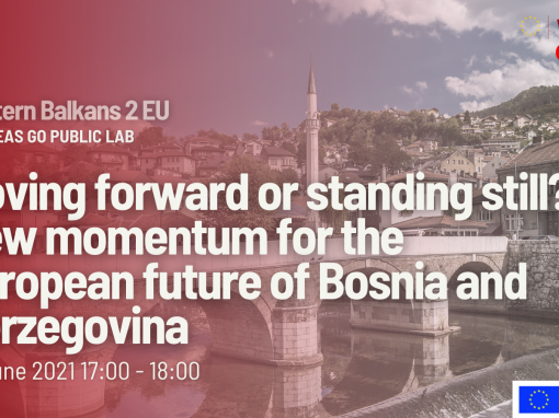 """Panel Discussion """"Moving forward or standing still? New momentum for the European future of Bosnia and Herzegovina"""""""