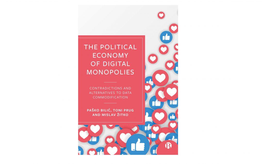 Objavljena monografija za uglednog međunarodnog izdavača Bristol University Press