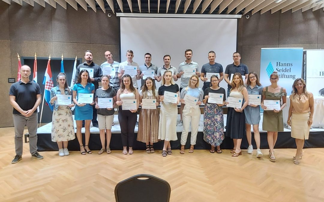SUMMER SCHOOL OF INTERNATIONAL RELATIONS  Post-pandemic Europe: Politics, Economy and Society