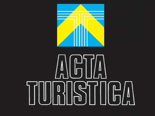 """Daniela Angelina Jelinčić i Marta Šveb objavile rad """"Utjecaj vizualnih podražaja na emocije u kreiranju kulturno-turističkih doživljaja"""" u časopisu Acta turistica"""